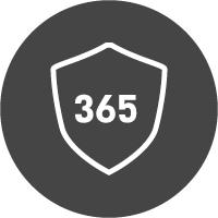 אחריות מקיפה 365 יום