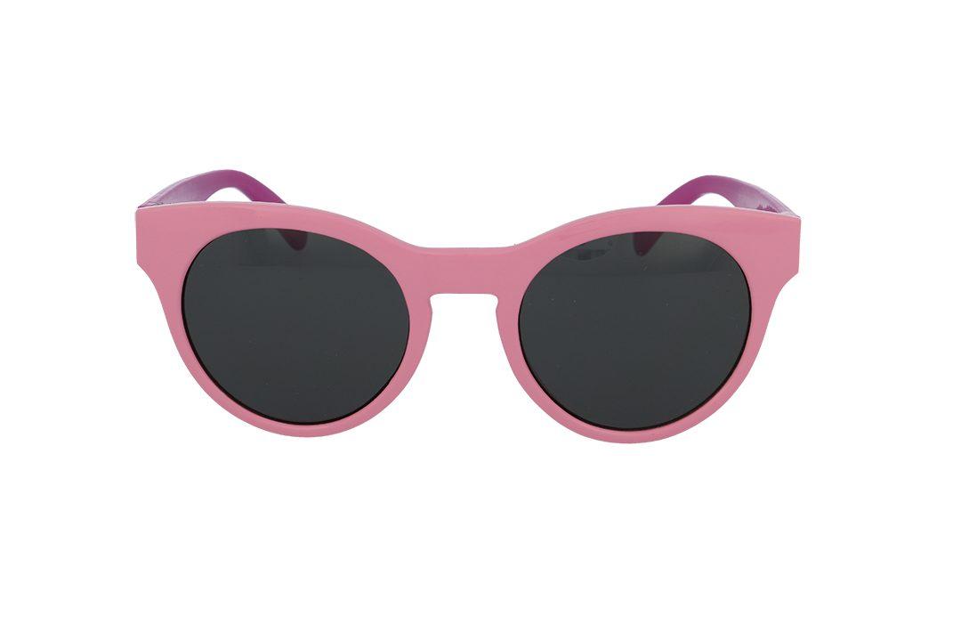משקפי שמש לילדים בצבע ורוד