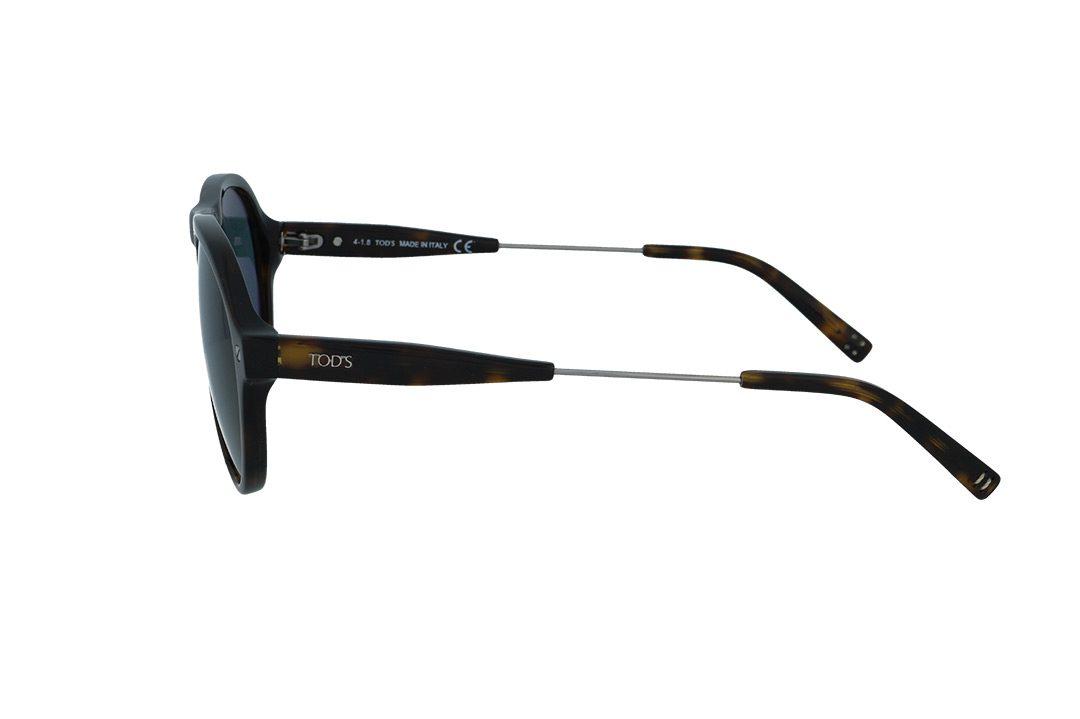 משקפי שמש טודס TOD'S טייס בגוון מנומר כהה