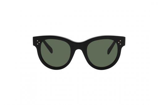 משקפי שמש מבית סלין בשם בייבי אודרי, על שם דגם האודרי האייקוני של סלין. מסגרת אצטט מעוגלת שמחמיאה לכל צורות הפנים בשילבו 3 הניטים המאפיינים את המותג ועדשות בגוון ירוק