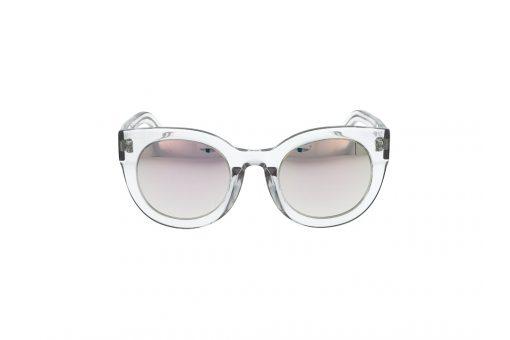 משקפי שמש מבית Cool Ray מסגרת חתולית בגוון שקוף