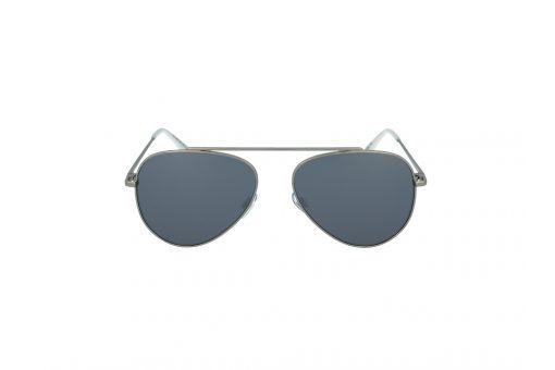 משקפי שמש מבית Cool Ray מסגרת טייסים  בגוון כסף