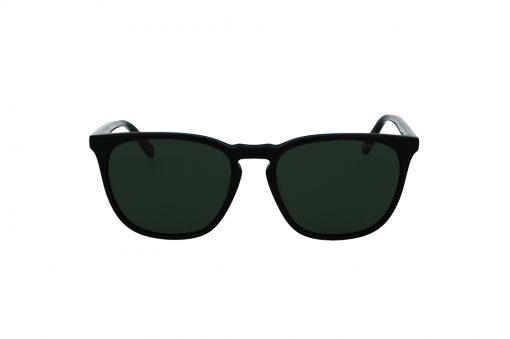 משקפי שמש מבית Gant בדגם מרובע בגוון שחור ועדשות תואמות