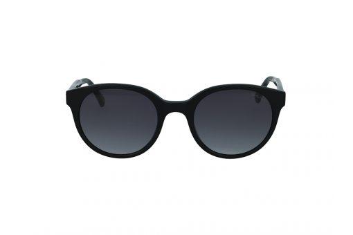 משקפי שמש מבית Gant בדגם חתולי בגוון שחור-מנומר ועדשות כהות