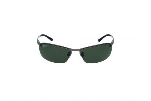 משקפי שמש Ray-Ban מסגרת ירוק בגוון קמור