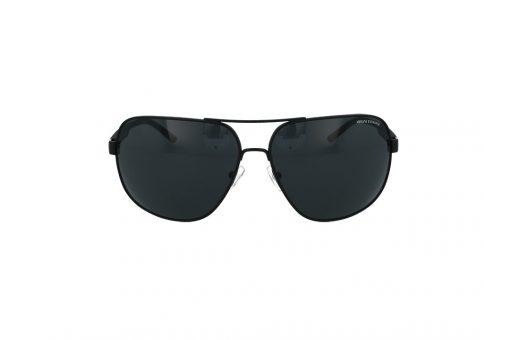 משקפי שמש Armani Exchange מסגרת כהה בגוון טייסים