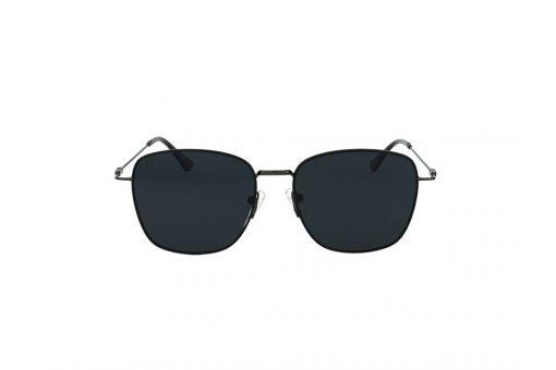 משקפי שמש מבית Cool Ray מסגרת מרובעת בגוון שחור - אפור