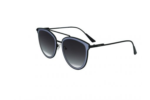 משקפי שמש מבית Cool Ray מסגרת טייסים בגוון שחור- מראה