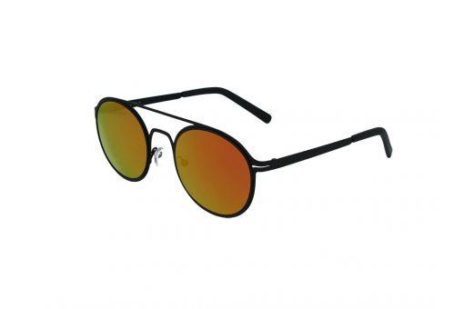 משקפי שמש מבית Cool Ray מסגרת טייסים בגוון שחור