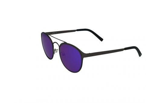 משקפי שמש מבית Cool Ray מסגרת טייסים בגוון אפור