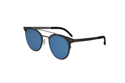 משקפי שמש מבית Cool Ray מסגרת טייסים בגוון שחור - אפור