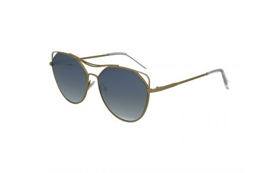 משקפי שמש מבית Cool Ray מסגרת חתולי בגוון זהב