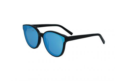 משקפי שמש מבית Cool Ray מסגרת חתולית בגוון שחור