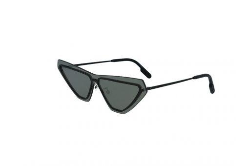 משקפי שמש מבית KENZO בדגם מיני סייז חתולי בגוון שחור ועדשה כהה