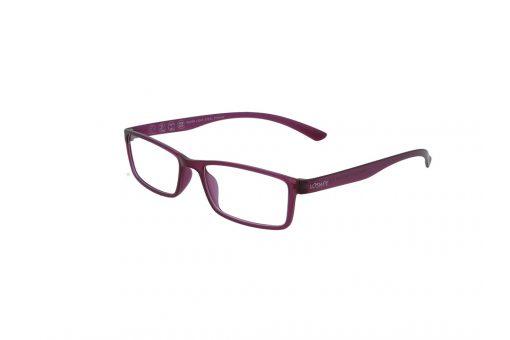 משקפי ראייה Ultemate opt מסגרת אולטם בגוון סגול מט