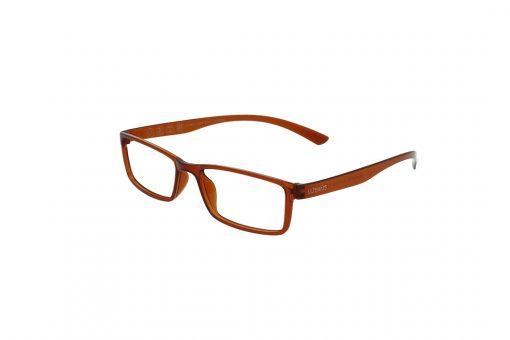 משקפי ראייה Ultemate opt מסגרת אולטם בגוון כתום