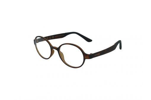 משקפי ראייה Ultemate opt מסגרת אולטם בגוון חום מט