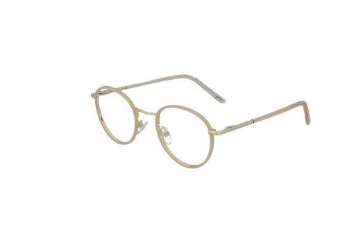 משקפי ראייה CoolRay opt מסגרת מתכת בגוון זהב