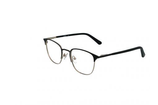משקפי ראייה CoolRay opt מסגרת מתכת בגוון שחור-זהב