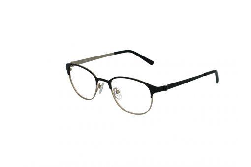 משקפי ראייה CoolRay opt מסגרת מתכת בגוון שחור וזהב