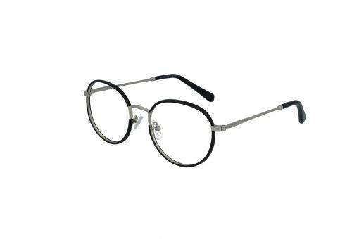 משקפי ראייה Cool Ray opt מסגרת מתכת בגוון שחור וכסוף