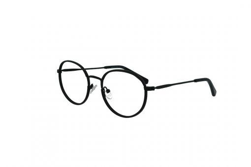 משקפי ראייה Cool Ray opt מסגרת מתכת בגוון שחור