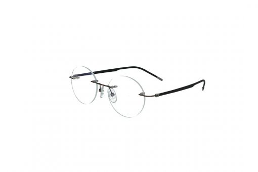 משקפי ראייה Cool Ray opt מסגרת מתכת בגוון חום