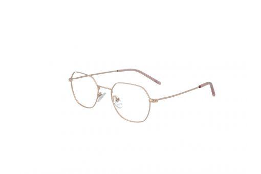 משקפי ראייה Cool Ray opt מסגרת מתכת בגוון כסוף