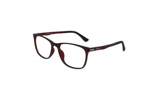 משקפי ראייה Ultemate opt מסגרת אולטם בגוון בורדו מט