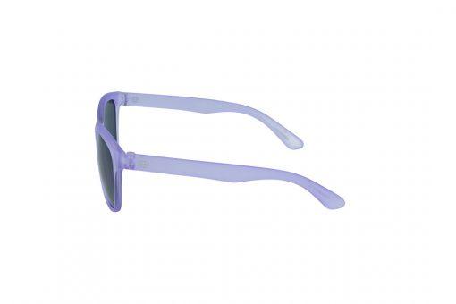 משקפי שמש לילדים Erroca Eyewear בסגנון עגול בגוון סגול ועדשות בגוון אפור