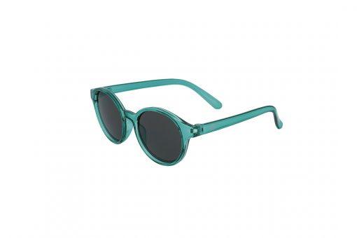 משקפי שמש לילדים Erroca Eyewear בסגנון עגול בגוון ירוק ועדשות בגוון אפור
